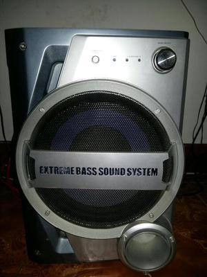 Equipo de Sonido Lg de Rms