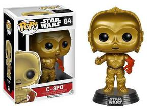 Funko Pop C3po Star Wars Nº64 Muñeco De Colección