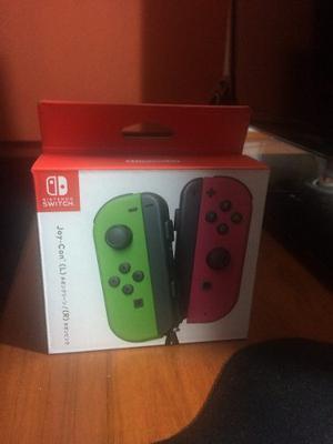 Nintendo Joy Con Green/pink Compatible Con Switch De Usa