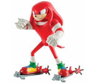 Sonic Figura Knuckles Juguete - Tienda Jesus Maria