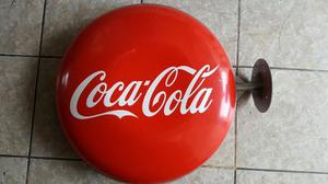 Antigua Publicidad Coca Cola Boton