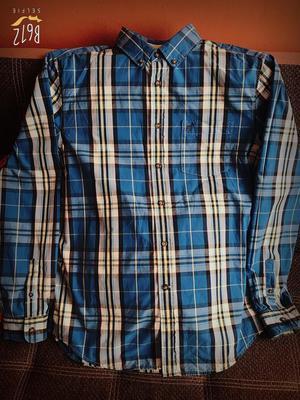 Camisa Xl Abercrombie Nueva
