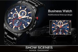 Reloj Curren Modelo  Elegante Para Hombre