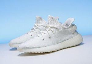 adidas yeezy boost blancas nuevas importadas oferta T40 T41