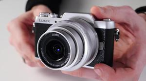 Camara Fotografica Lumix Gf7 Mirrorless