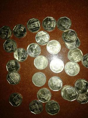 Coleccion de Monedas Perú