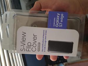 Flip Cover Sview Samsung Galaxy S7 Edge Original
