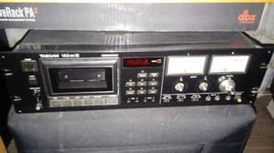 Grabadora De Cassette Profesional Tascam 122 Mk Iii