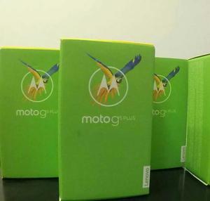 Moto G5 Plus 32gb, 2gb Ram, Octa Core, 4g Lte, Cam.12mpx