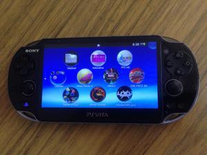 Ps Vita 32Gb con Juegos