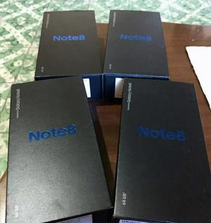 Samsung Galaxy Note 8, 6gb Ram, 64gb Y 128gb, Cam.12mpx Más
