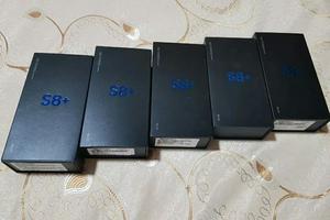 Samsung Galaxy S8 Plus, 4gb Ram Y 6gb Ram, 64gb Y 128gb,
