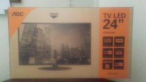 TV LED 24 AOC LE24H