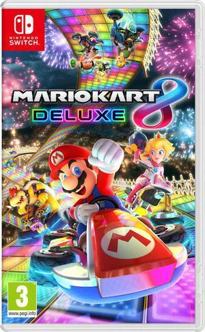 Vendo Mario Kart 8 Deluxe para Nintendo Switch o cambio x