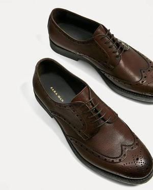 Zapatos Zara Man Oxford Tommy Aldo