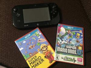 Consola Nintendo Wii U + Juegos!!!