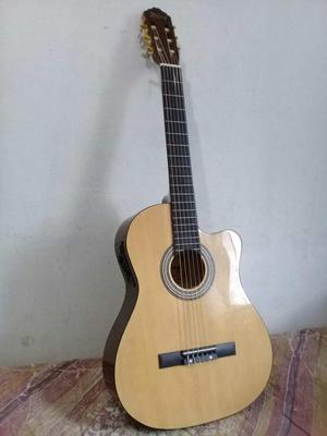 Guitarra Electroacustica. Semi Nuevo