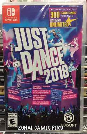 Just Dance  Switch Ya Disponible-delievry-envios