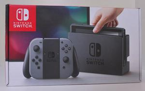 Nintendo Switch Joy-con Gris Nuevo Sellado