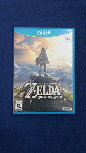 The Legend Of Zelda: Breath Of The Wild - Nintendo Wii U