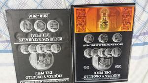 Vendo Colección Completa de Monedas Peruanas de la serie