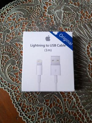 Cable USB cargador Original para Iphone