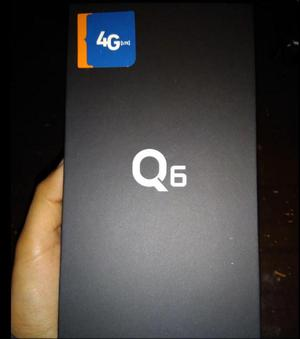 LG Q6 Negro Nuevo Sellado 3GB RAM // 32GB Memoria Interna