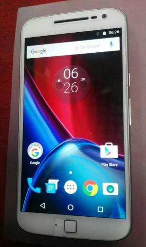 Moto G4 Plus 4g Libre 16mpx 5frontal Fhd