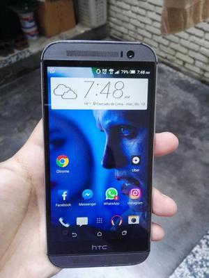 REMATO HTC ONE M8 LIBRE PARA TODO OPERADOR 4G