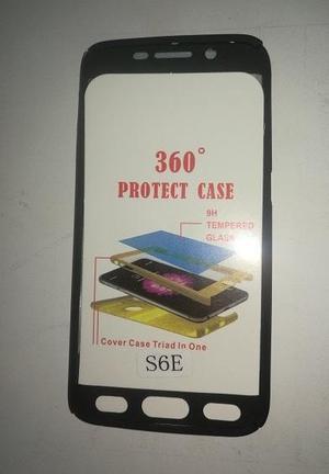 Samsung S6 Edge Protector de Pvc