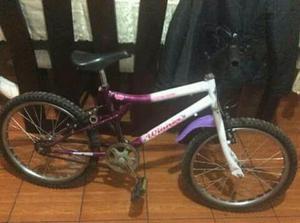 Bicicleta para Niña Buen Estado Aro 20