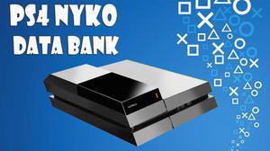 Nyko Data Bank para ampliar la capacidad de tu consola PS4,