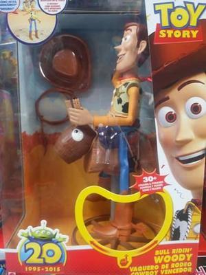Woody Muñeco Vaquero Toy Story Original