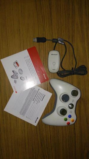 Mando Inalámbrico para Xbox 360 y Windows de Microsoft