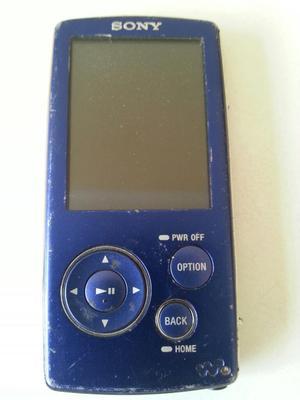 Mp4 Sony Azul