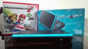 Nintendo 2ds Xl Más Juego Mario Kart