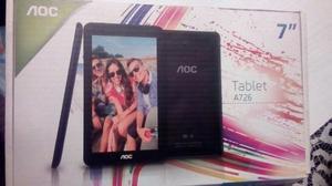 Tablet Aoc A726 Nuevo
