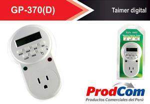 Temporizador Digital Timer Luz Led Electrodoméstico Acuario