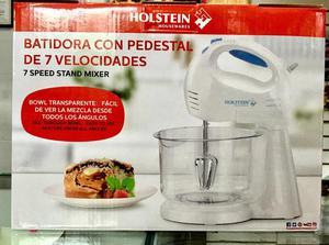 Batidora Holstein c/pedestal nueva