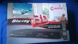 Blu ray 3 D NUEVO Miray 200