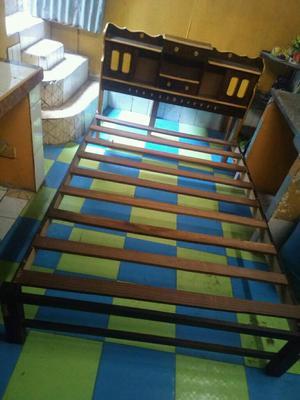 Casi nueva cama de una plaza y box de dos plazas posot class for Cama dos plazas