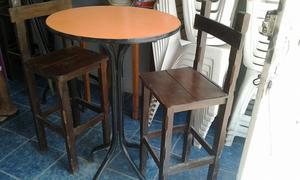 Mesas y sillas para fuente de soda u otros sitios posot for Sillas para fuente de soda