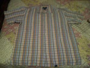 Camisa Manga Corta Large
