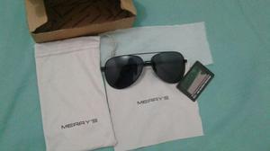 1032b89cf2 Merry's moda gafas de sol polarizadas de aluminio y magnesio