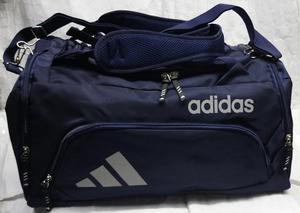 Maletin Deportivo adidas Color Azul. Porta Zapatera. Se