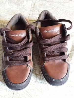 Zapatos Sport American Eagle Niño Talla 33 Importado