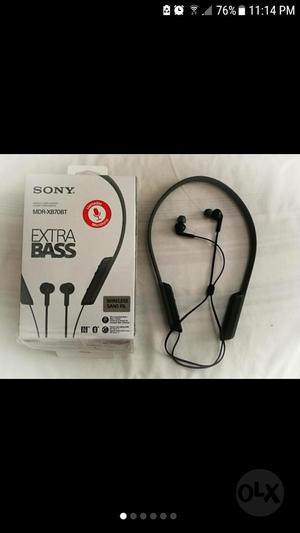 Audifono Bluetooth Sony