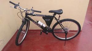 Bicicleta Aro 26 Montañera Aluminio Jafi Hombre - Negro