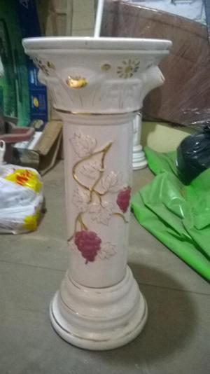 Columna de porcelana china