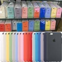 Silicone Case Apple Iphone 6 Plus 6s Plus